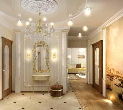 Light Entryway Decorating Ideas, 3d Models, Entryway Designs