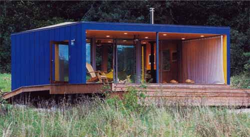 Empty container house cheap and durable modern house designs for Cheap house design ideas