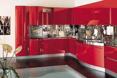 contemporary italian kitchen design ola
