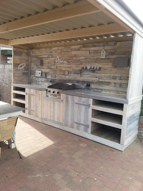 outdoor living spaces modern kitchens dining areas