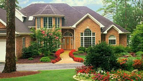 Elegant Front Door And Entryway Decorating