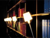 Lighting Ideas For Bookcases And Shelves