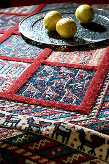Moroccan Decorating Ideas Moroccan Rugs And Floor Decor