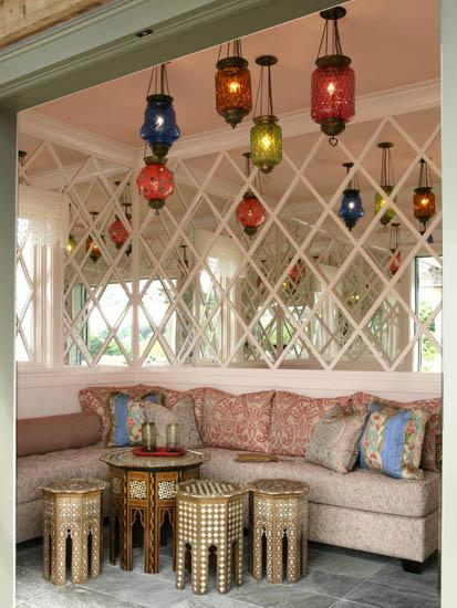 Moroccan Home Decorating Ideas Unique Lamps