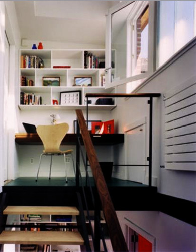 Library Room Ideas For Small Spaces: Small Home Library Designs, Bookshelves For Decorating