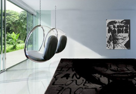 white and black room decorating ideas and floor carpet