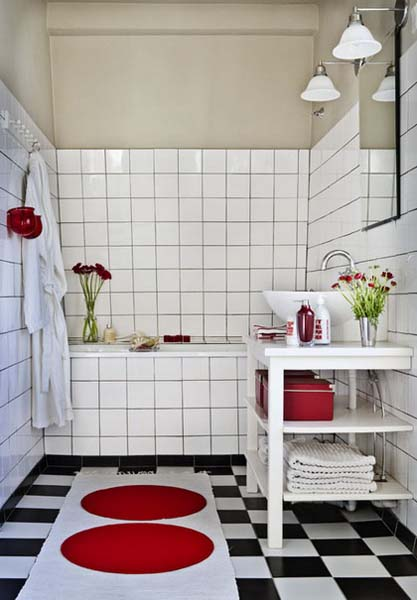 4 Small Bathroom Decorating Ideas And Color Schemes Quick Room