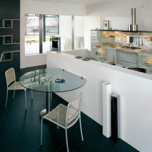 Contemporary Kitchens, 5 Models Skyline from Snaidero