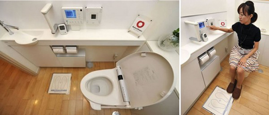 6 Modern Toilet Design Trends, Innovative Design Ideas