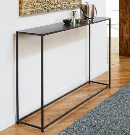 Very Skinny Console Table