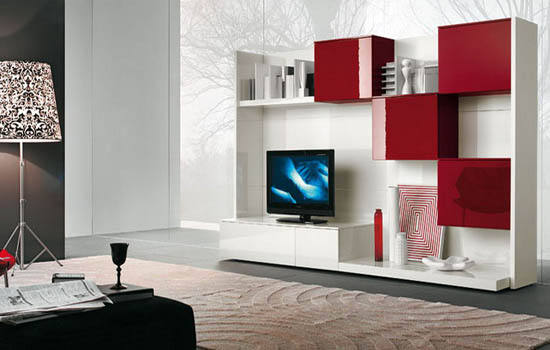 Modern Living Rooms Furniture Design Ideas From Italy Allows To Make Your  Home Interiors Spacious And Airy With Just Few Modern Furniture Items, ...