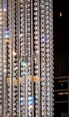 crystal lighting fixtures and modern interior design trends