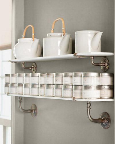 Contemporary Kitchen Storage Systems: Modern Kitchen Storage Ideas, Spices Storage Solutions