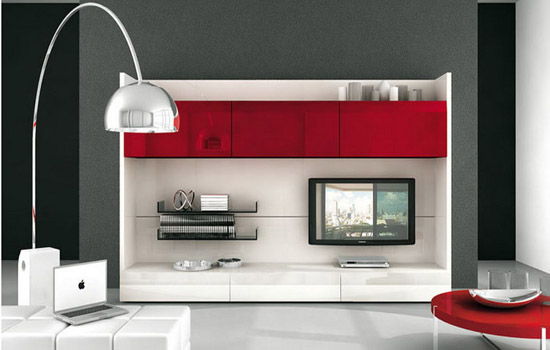 Modern Living Rooms Furniture Design Ideas From Italy Allows To Make Your Home Interiors Ious And Airy With Just Few Items