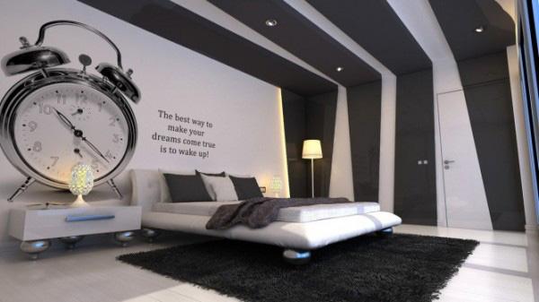 . 5 Bedroom Interior Design Trends for 2012  Contemporary Bedroom