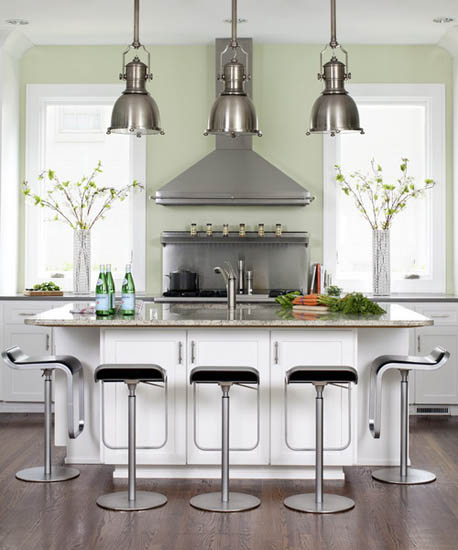 Organic Design And Decor, Modern Bathroom And Kitchen