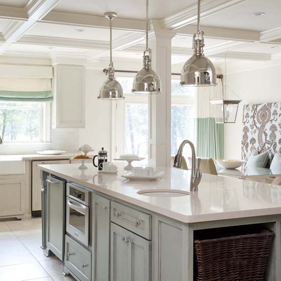 Organic Design And Decor, Modern Kitchen And Bathroom