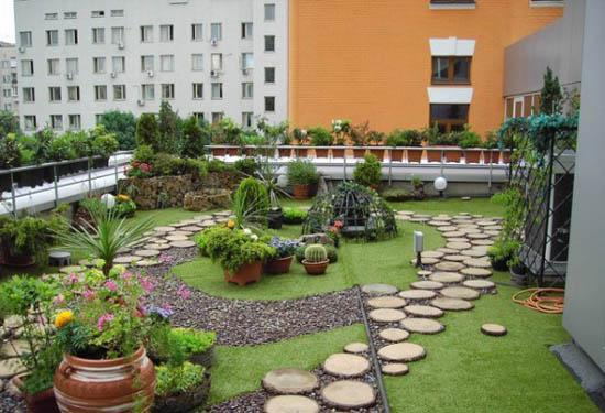rooftop gardens for modern homes in the city