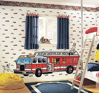 Black Wallpaper For Kids Rooms