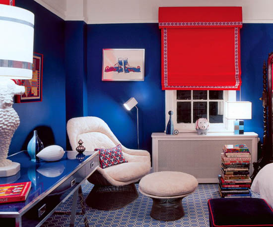 15 Tips For Interior Decorating With Bright Red Color Accents Or Dark Room Colors
