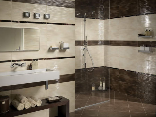 Delightful Understanding The Psychological Effects Color Shades And Color Contrasts  Have On Our Minds Helps Design Home Interiors, Including Bathrooms, ...
