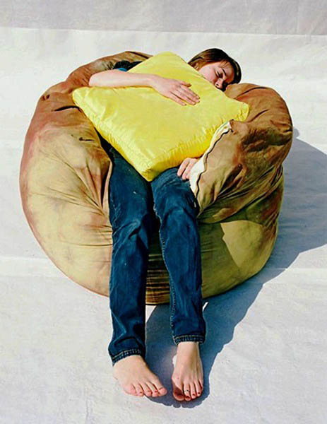 Modern Furniture Design, Large Floor Pillows and Yummy Home ...