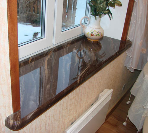 Window Designs Modern Interior Sill Materials And Decoration Ideas