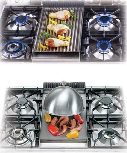 Retro Kitchen Design, Vintage Stoves For Modern Kitchens