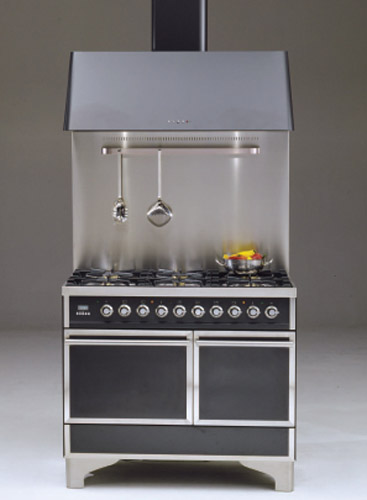 Retro Kitchen Design Vintage Stoves For Modern Kitchens