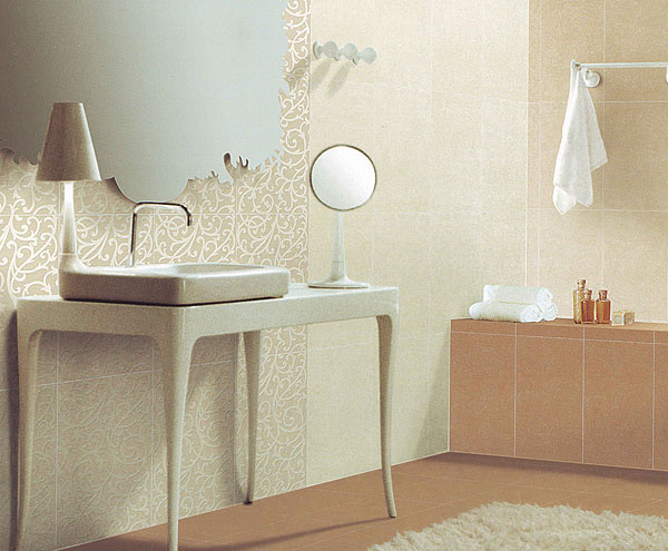 modern wall tiles and bathroom decorating ideas
