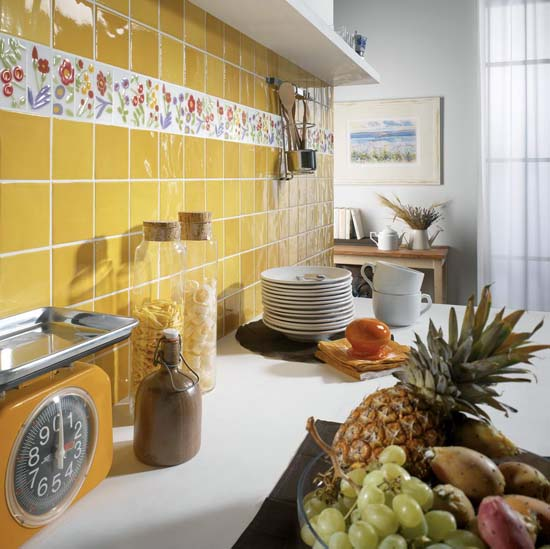 Latest Trends in Wall Tile Designs, Modern Wall Tiles for Kitchen ...