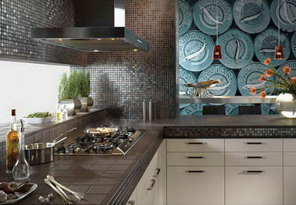 Latest Trends In Wall Tile Designs Modern Wall Tiles For Kitchen