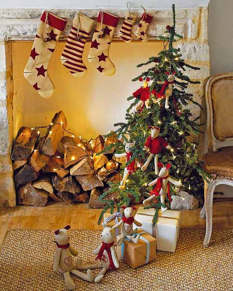picture perfect country christmas decorating ideas inspired by alpine homes decor