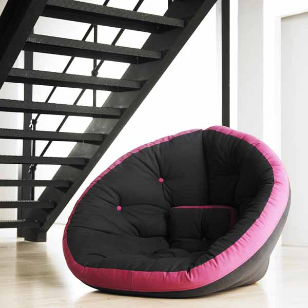 Futon Chairs Furniture For Small Rooms