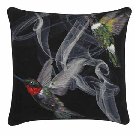 images of birds on decorative cushions