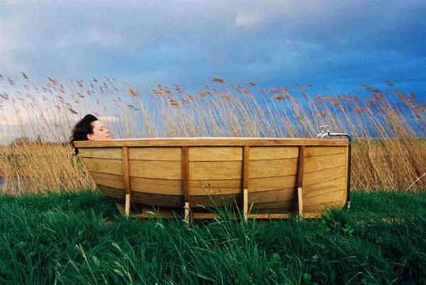 new bathroom tub boat like