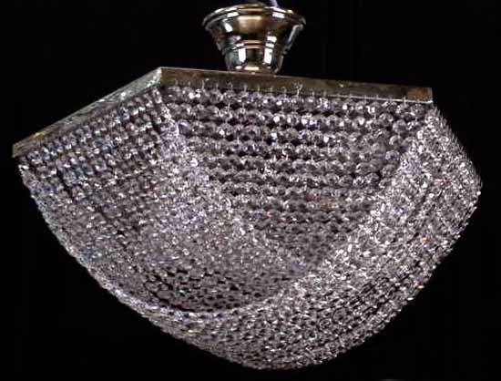 When Choosing The Best Ceiling Lighting Fixture For Your Living Room Design It Is Worth Paying Attention To Type Of Lamp Shades Open Or Covered