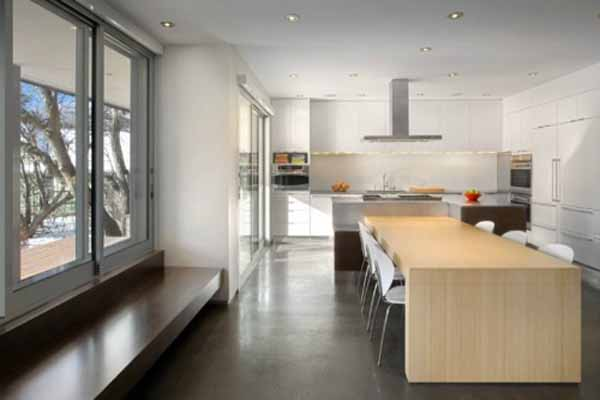 21 Modern Kitchen Designs Contemporary Wood Kitchen Cabinets And
