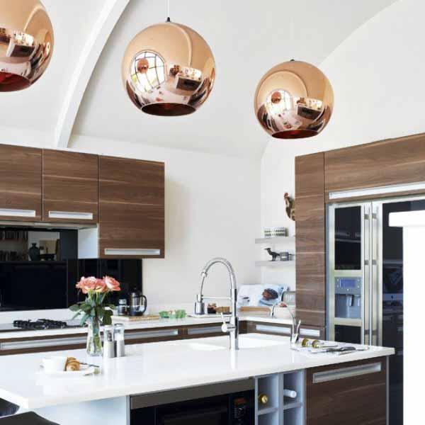 Contemporary Kitchens Cabinets: 21 Modern Kitchen Designs, Contemporary Wood Kitchen