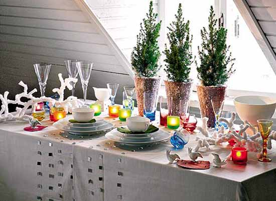 16 Fun Ideas for New Years Eve Party and Beautiful Table ...