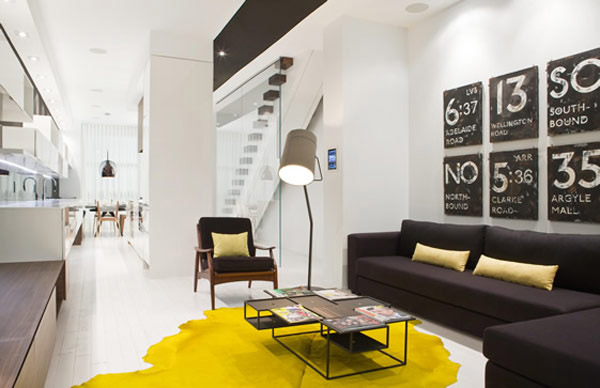 Permalink to Kitchen Decorating Ideas Yellow Walls