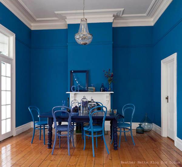 Neutral Bedroom Wall Colors: Dulux Color Trends 2012, Popular Interior Paint Colors