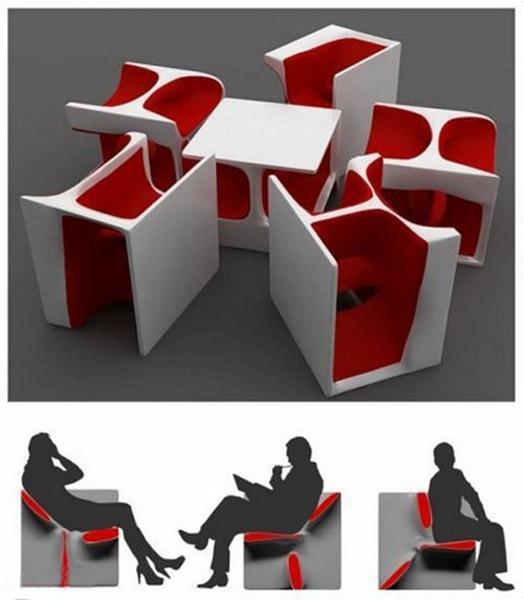 Contemporary Chairs From Velichko Velikov, Unique