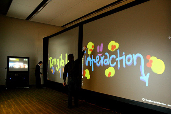 Digital Wall Panel And Smart Window Designs Modern
