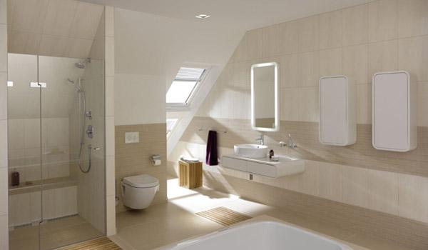 bathroom fixtures and accessories