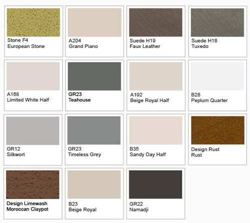 Modern Paint Colors
