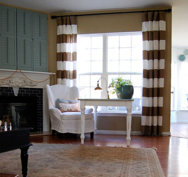 Horizontal Stripes On Walls 15 Modern Interior Decorating