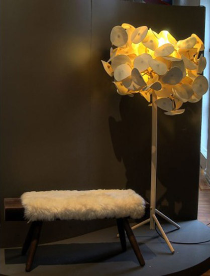 Graceful Leaf Lamps Nature Inspired Contemporary Lighting