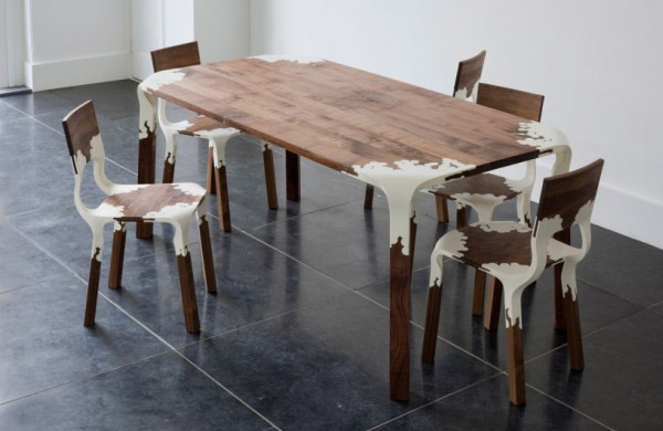 Plastic And Wood Furniture Design Ideas