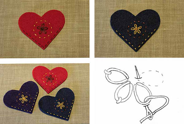 make decorations for valentines day